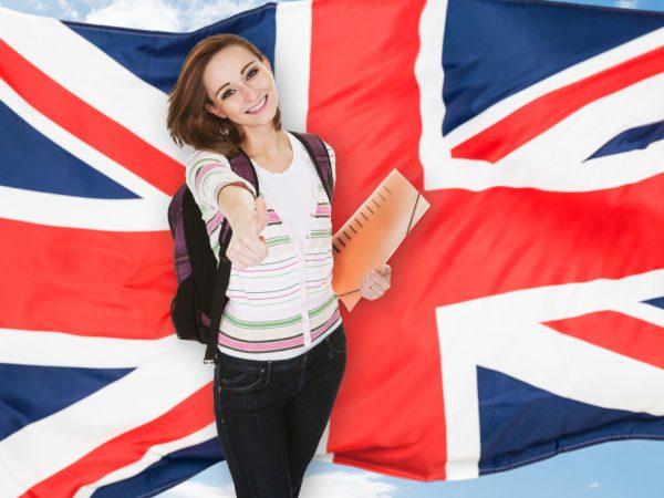 Tira visto de estudos para a Inglaterra