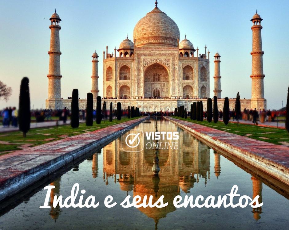 Tirar visto India em Salvador